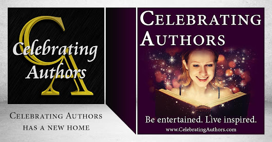 Celebrating Authors has moved and is better than ever!
