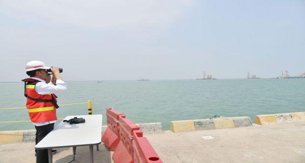 Jokowi: Banyak Proyek Tak Jelas, Bangun Pelabuhan tapi Tidak Ada Aksesnya