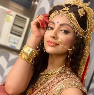 Vighnaharta Ganesh: Akanksha Puri gets emotional as she shoots as Mata Parvati for the last time