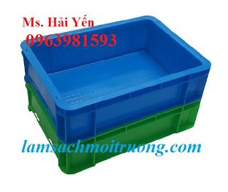 Thùng nhựa đặc, sóng nhựa đặc, sóng nhựa cơ khí giá rẻ