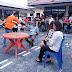 Sat Reskrim Polres Minahasa Gelar Rekonstruksi Kasus Pembunuhan di Langowan