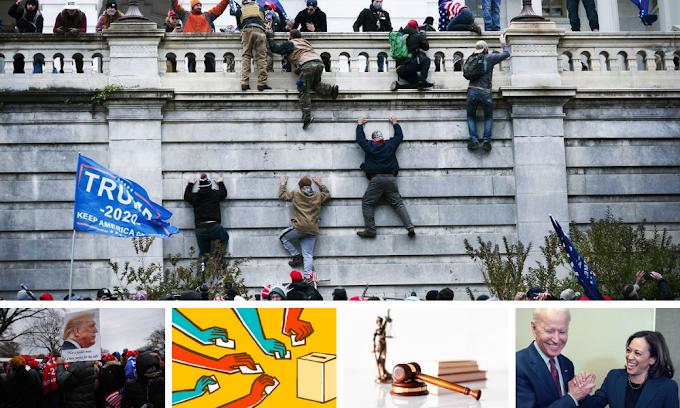 सनकी ट्रंप और लोकतंत्र