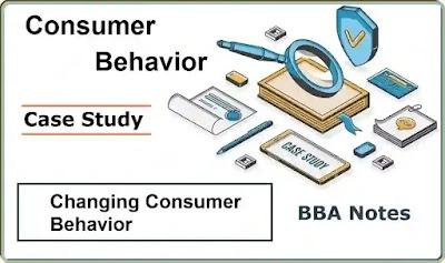Changing Consumer Behavior │ Case Study
