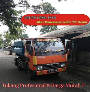 Layanan Sedot WC Bulak Surabaya 082240953999