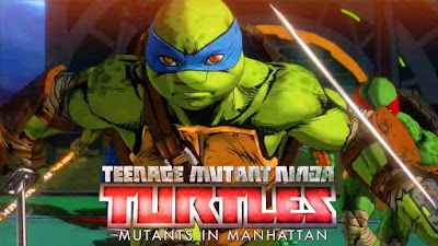 Teenage Mutant Ninja Turtles Mutants in Manhattan Key Generator (Free CD Key)