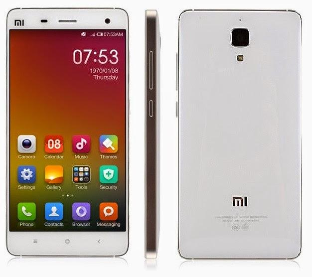 Spesifikasi Xiaomi Mi4 LTE
