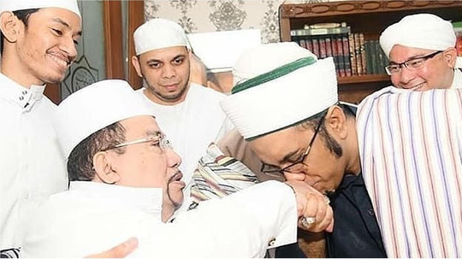 Pesan Sayyidil Walid Habib Ali bin Abdurrahman Assegaf Sebelum Wafat