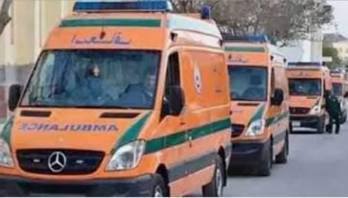 إصابة ربة منزل ونجلها أثر سقوطهما من أعلي سطح منزلهما بسوهاج