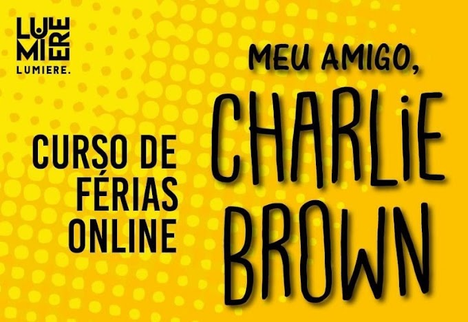 'Meu Amigo, Charlie Brown' terá montagem em curso de férias online