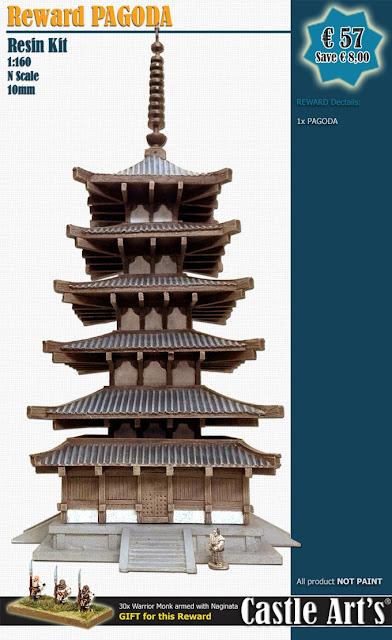 Reward Pagoda