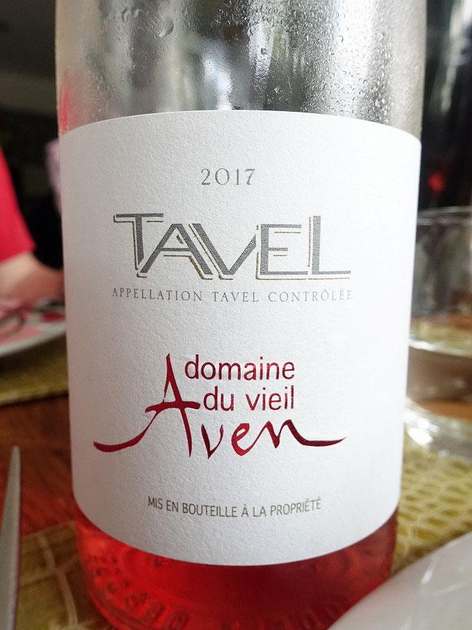 Domaine du Vieil Aven Tavel 2017 (88 pts)
