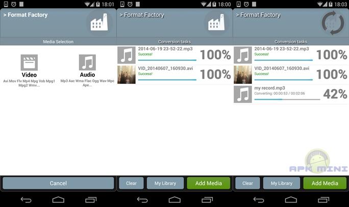 Format Factory Premium com.keerby.formatfactory