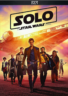 Solo: A Star Wars Story [2018] [DVD R2] [PAL] [Castellano] [DVD9]