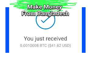How can I make money online in 2021 from Bangladesh
