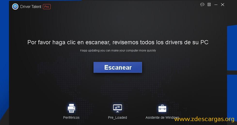 Driver Talent Pro Full Español