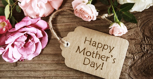Alles Liebe zum Muttertag - Happy Mother's Day in German