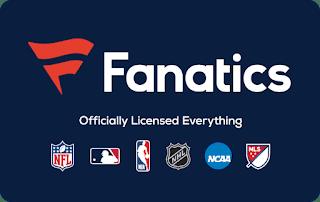 Fanatics Gift Card