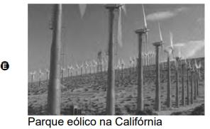 Parque eólico na Califórinia