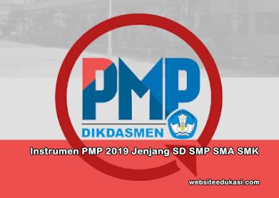 Instrumen PMP 2019 SD SMP SMA SMK