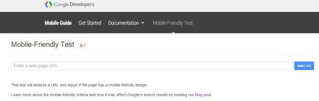 Cara Melakukan Tes Ramah Seluler Untuk Pencarian dan Desain Google