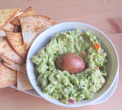 Guacamole & The Food Bible
