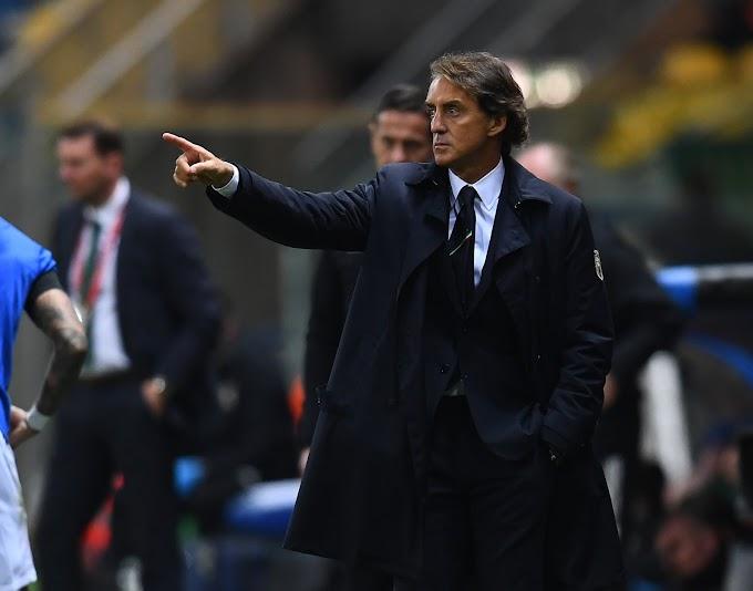 Italia-Irlanda del Nord 2-0: Berardi e Immobile fanno sorridere Mancini