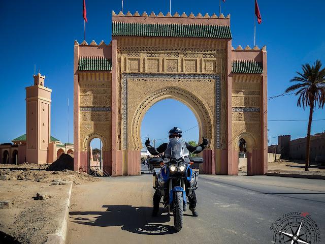 Puerta de Rissani