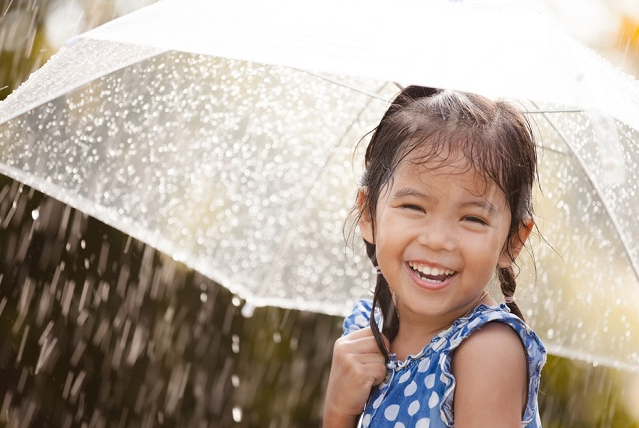 Ways to Prevent Children from Sickness in Erratic Weather