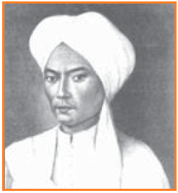 Foto Pangeran Diponegoro