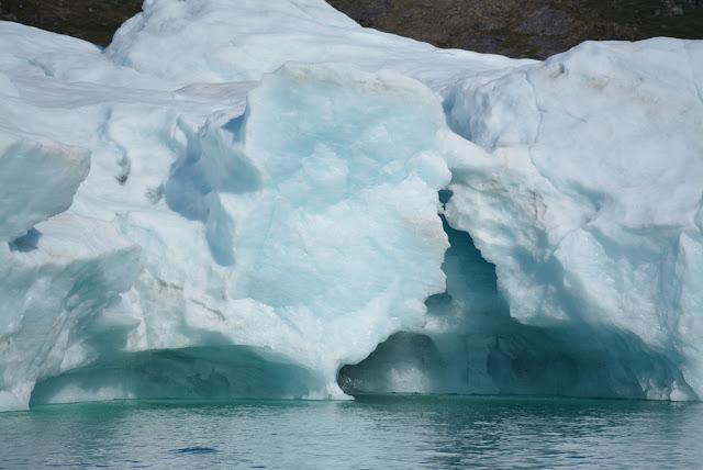 Okjokull extinction and melting glaciers in Iceland