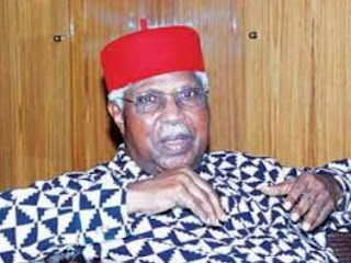 Nigerian Former Vice-President Dr Alex Ekwueme Dead