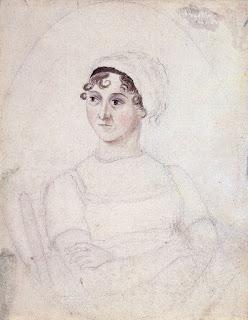 Jane Austen  Portrait, c.1810[a]