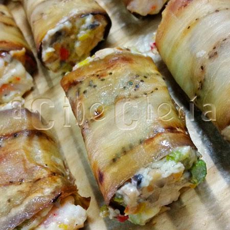 Los mejores canelones de berenjena con langostinos del mundo mundial