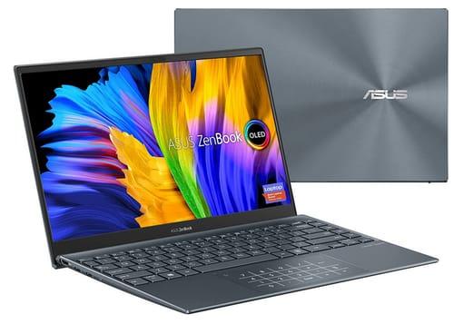 ASUS UX325EA-DS51 ZenBook 13 Ultra-Slim OLED FHD Laptop
