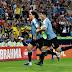 Con gol de Cavani: Uruguay derrotó a Chile y choca ante Perú en cuartos