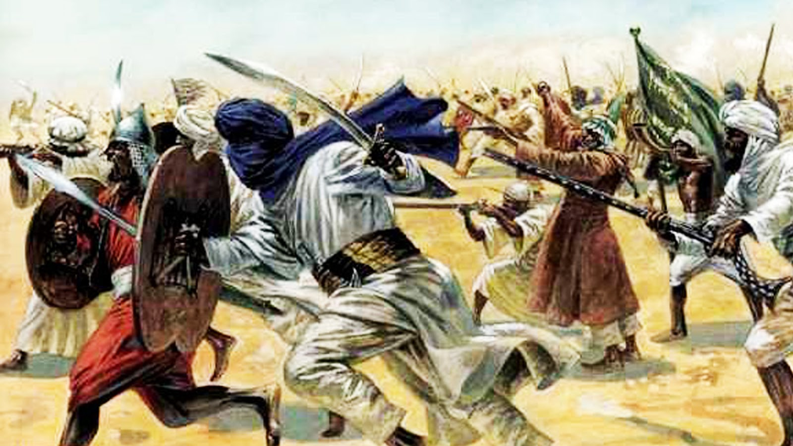third crusade and saladin Saladin attempted to harass richard's army into breaking its formation in order to defeat it in detail  third crusade (1189–1192) the  battle of arsuf:.