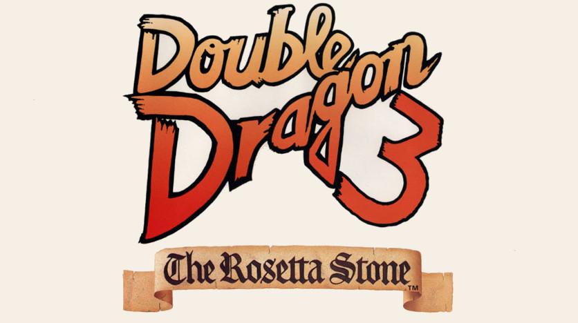 The Edge: Double Dragon 3 (Atari VCS)
