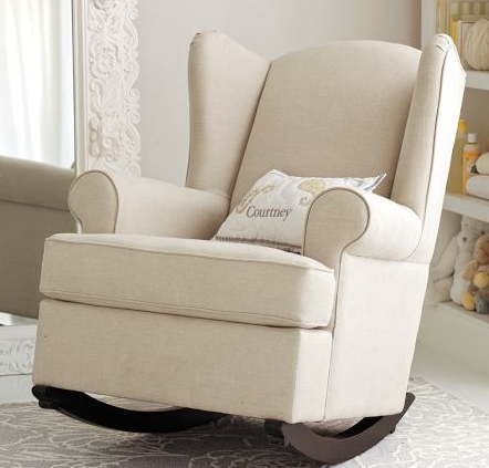 Decorgreat: Nursery Glider