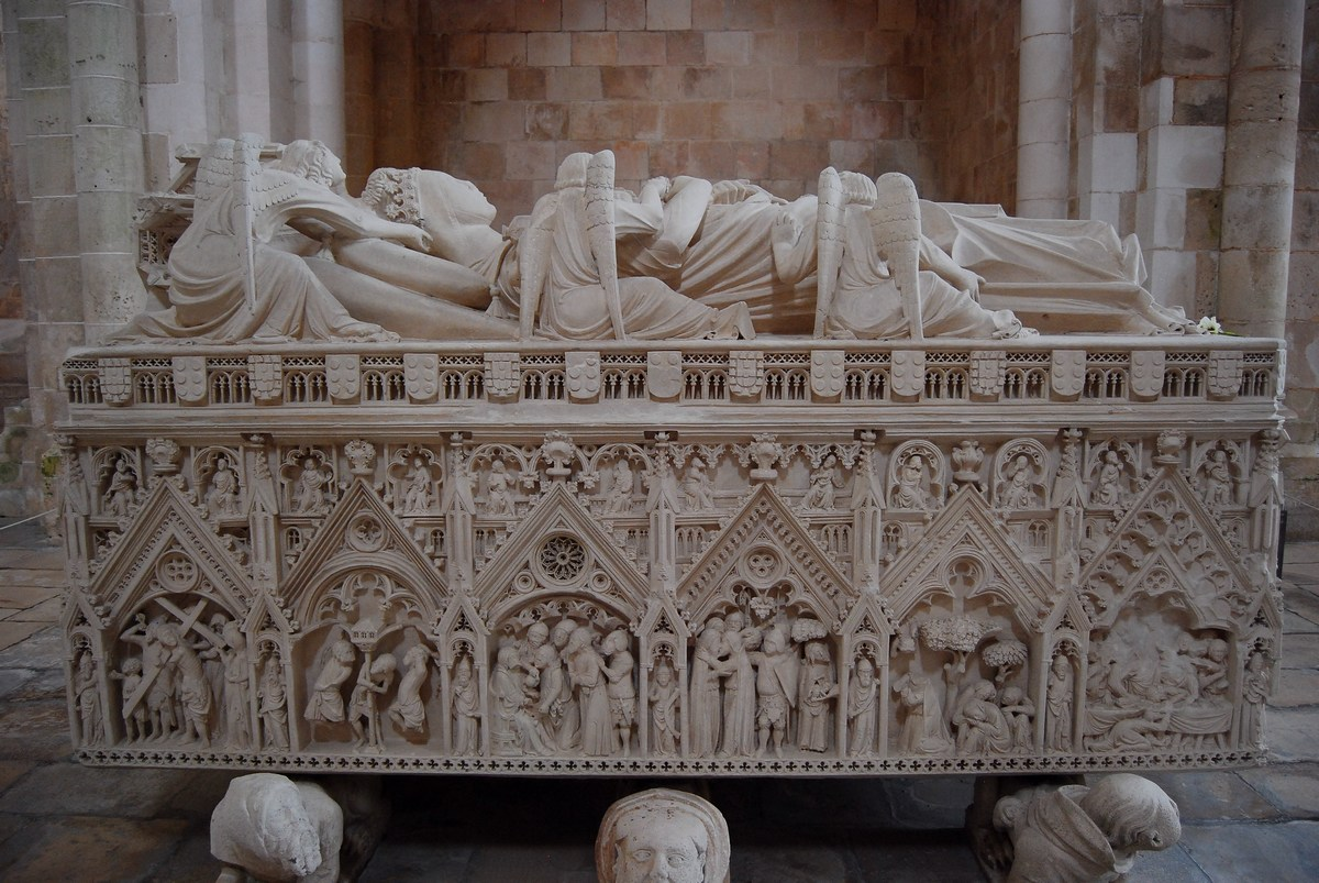 tombeau Inès de Castro Alcobaça