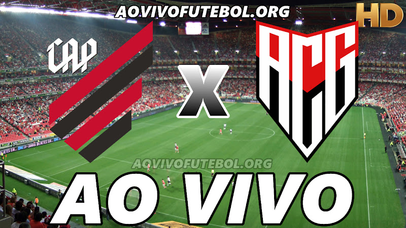Atlético Paranaense x Atlético Goianiense Ao Vivo HDTV
