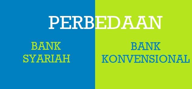 Perbedaan Bank Konvensional Dan Bank Syariah Dalam Ilmu Marketing