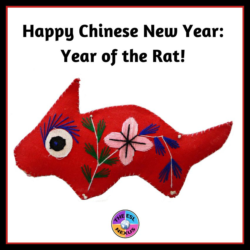 Learn how to make a special dish for Chinese New Year and find links to more resources about the holiday | The ESL Nexus