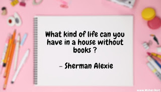 quotes about reading at home