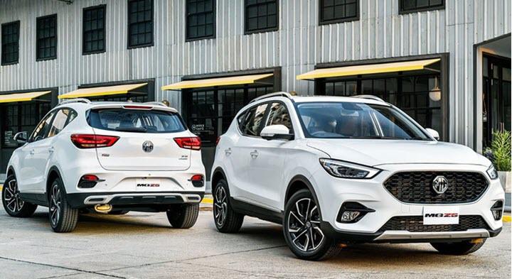 MG ZS 2020 sắp mở bán tại Việt Nam, giá khoảng 550 triệu đồng