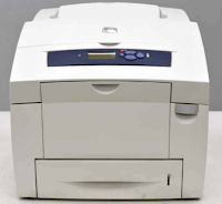 The Xerox Phaser 8560 Solid Ink Printer is the successor to the Phaser 8550 printer. Solid ink technology meets all the requirements and expectations that people can have