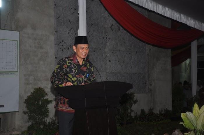 Masjid Terbesar di Lampung An-Nubuwwah Diresmikan