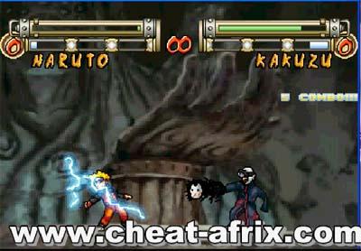 Naruto mugen |Cheat afrix