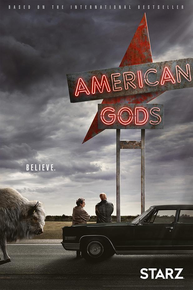 Американские Боги: первый постер