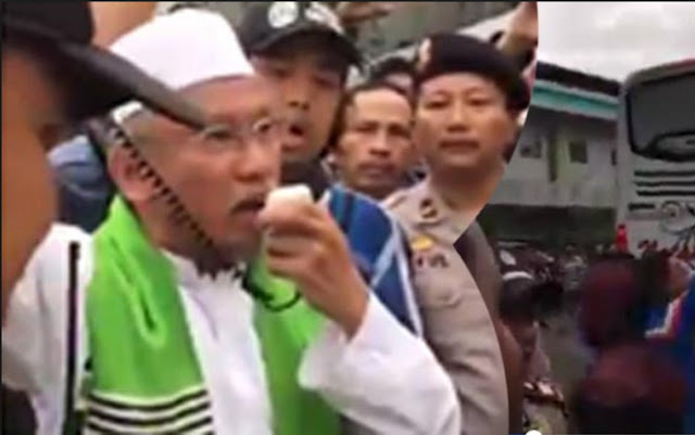Video Ustad Bikin Sayembara 1 Miliar Yang Bisa Potong Ahok Hidup atau Mati Viral Di Sosial Media