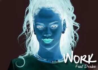 Lyrics Rihanna Feat Drake - Work
